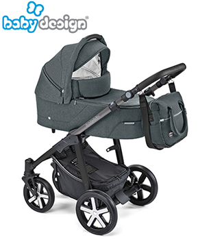 Універсальні коляски Babydesign