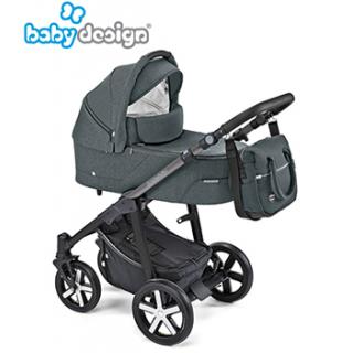 Універсальні коляски Baby design