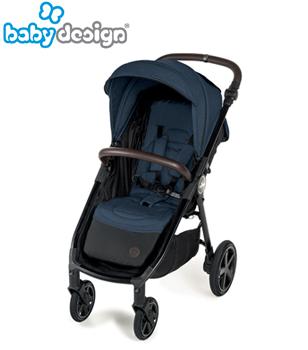 Прогулянкові коляски Babydesign