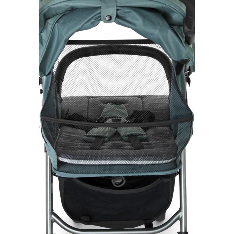 Прогулянкова коляска Baby Design WAVE 2021