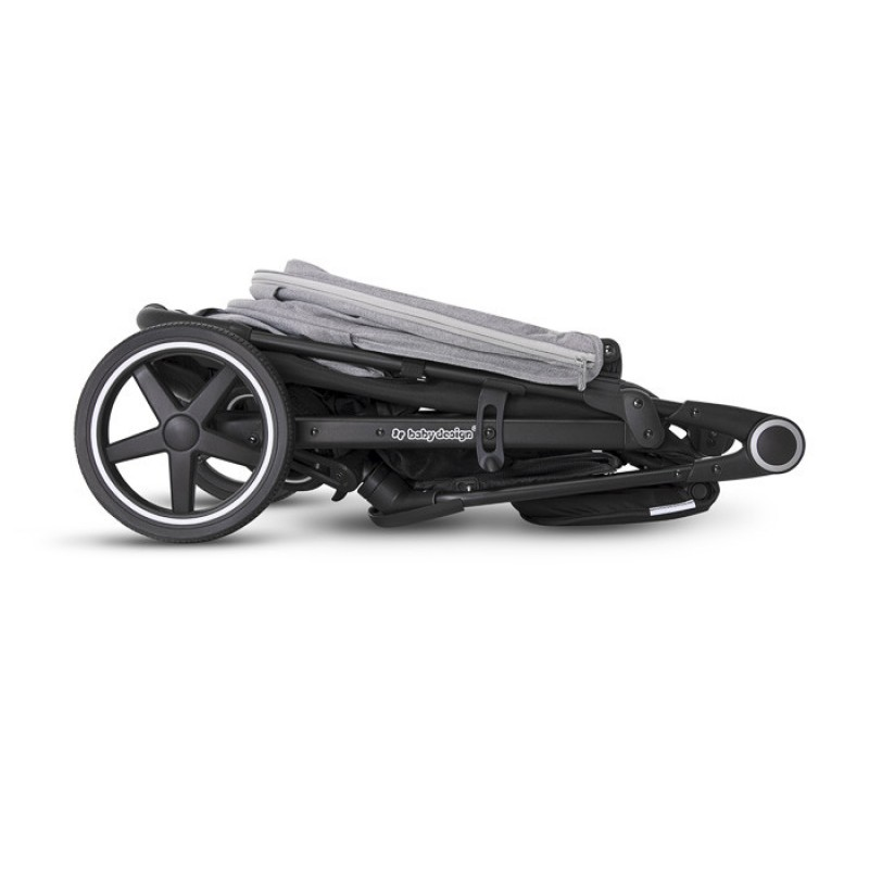 Прогулянкова коляска Baby Design COCO 2021
