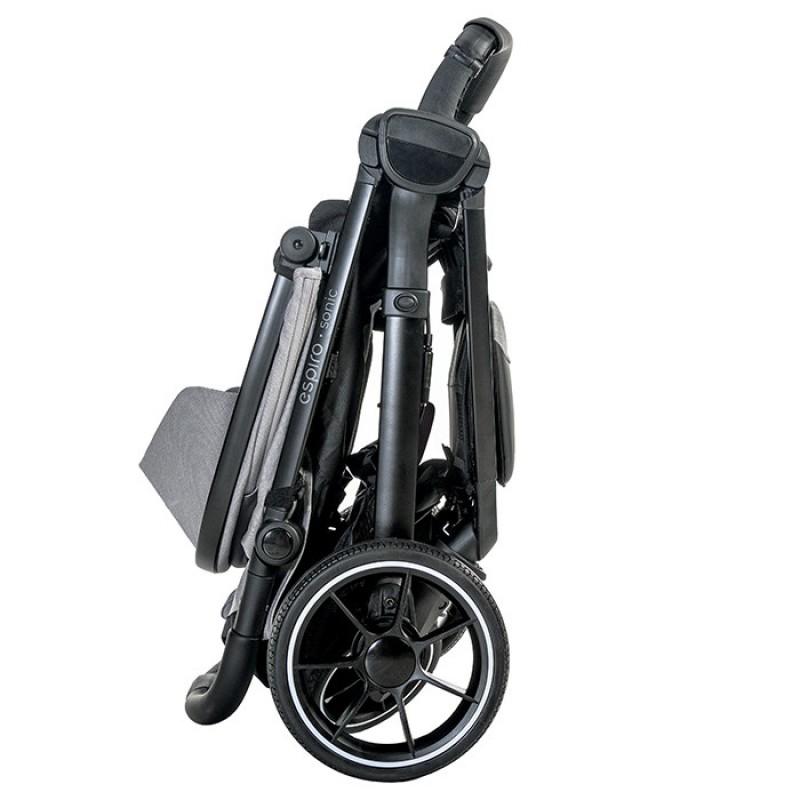 Прогулянкова коляска Espiro Sonic Gel 2021